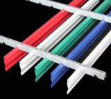Azulejos acústicos impermeables de aluminio cómodos del techo de Eco