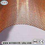 Decorativo/filtrando protegendo o micro engranzamento de fio de cobre