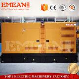 Комплект генератора 25kVA/20kw Китая звукоизоляционный тепловозный с Deutz Gfs-D20