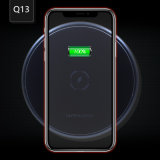 Samsung iPhone를 위한 Klp Newest Qi Universal 7.5W/10W Fast Wireless Charger