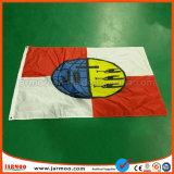 La impresión personalizada bandera a la venta de publicidad