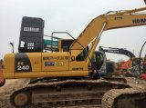 Excavador usado/indirectamente de KOMATSU PC240-8 de la correa eslabonada para la venta