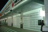 Porte roulante en aluminium / Porte roulante automatique / Volet roulant Porte / Rouleau électrique Volet Obturateur / Télécommande Rouleau / Porte de garage