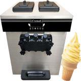 Замороженный йогурт мягкий служить мороженое на машинах с воздушного насоса