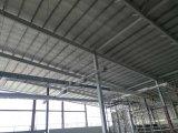 Construcción de metal Multi-Storey Estructura de acero para el taller, almacén, la construcción, el Supermercado