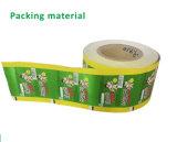 Documento impaccante per l'imballaggio di alimento con il commestibile