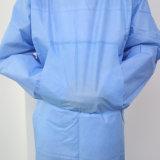 Non-Woven SMS ( 45g/M2 ) CE 認証ディスポーザブル単離 / 外科用ガウン滅菌 リユーザブルメディカルガウン