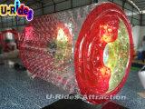 Balle de rouleau gonflable pour le parc de l'eau