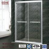 De berijpte Fabrikant van China van de Deuren van de Zaal van de Douche van de Badkamers van het Glas Binnenlandse Eenvoudige