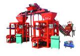 China-konkreter Kissen-Ziegelstein-Stab-Auflage-Block, der Maschine Qtj4-26 herstellt