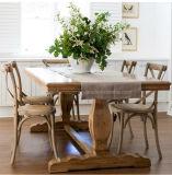 (SL8123) Antieke Houten het Dineren van het Huwelijk Stoel voor het Meubilair van het Restaurant