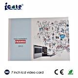 Nuevo módulo video de la tarjeta de felicitación del diseño/tarjeta video de Buiness/tarjeta video de Brithday