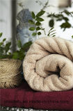 極度の柔らかさおよび耐久性のドビーは100綿の浴室タオルを染めた