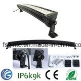barra clara curvada 300W do diodo emissor de luz de 120W 180W 240W 288W para o carro Turck