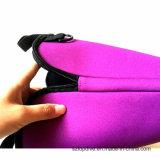 Equipo portátil de alta calidad de neopreno de mango Messenger bolsa para portátil con correa para hombro
