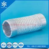 Hvac-Systeme Aluminiumc$nicht-isolierung flexible Leitung mit feuerbeständigem
