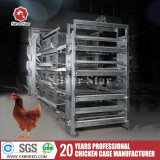 養鶏場のための自動養鶏場装置の鳥籠