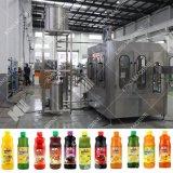 La leche caliente de Venta Botella de vidrio Máquina de Llenado con CE