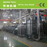 plant/PET를 재생하는 애완 동물 병은 기계를 재생하는 세탁기 또는 플라스틱 애완 동물 병 얇은 조각이 된다