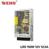 Hot Sale 30mm Ultra Slim 150W 12V Alimentation à découpage (LRS-150-12)