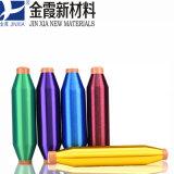 [Jinxia] monofilamento del fornitore della Cina per il filato di poliestere tinto stimolante della cravatta 25D/1f
