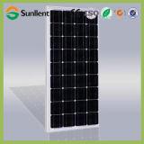 태양 거리 조명 시스템을%s 160W 단청 크리스탈 PV 태양 전지판