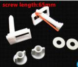 El tornillo de wc piezas de repuesto H235.