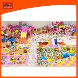 Süßigkeit-Thema-Kind-Unterhaltungs-Innenspielplatz-Hersteller für lustiges