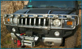 Treuil électrique de mini véhicule de la qualité 10000lbs 12V 24V avec le prix du rouleau 4-Way du véhicule d'ATV UTV