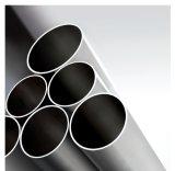 Parede fina redonda/tubulação de aço sem emenda inoxidável do quadrado