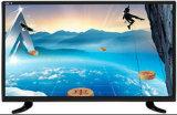Poste TV sec de l'affichage à cristaux liquides DEL de couleur de pouce HD de la télévision 32 de courbe