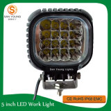 SUV車自動LEDのライトのユニバーサル車のオフロードライトのための安い48W LED作業ライト