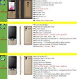 Для изготовителей оборудования на заводе четырехдиапазонный GSM мобильный телефон сотовый телефон с Whatsapp