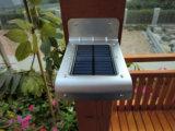 Luz solar da parede da luz ao ar livre do jardim do diodo emissor de luz 1W