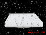 18W regulable CCT Cambiar GS CB Ce aprobada Impermeable IP54 de la plaza de la luz de techo LED