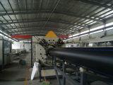 Cadena de producción del tubo del diámetro grande del PE tubo del HDPE que hace la máquina