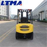 Mini prix diesel hydraulique manuel de chariot gerbeur de 2 tonnes