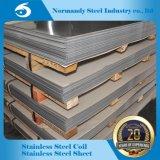 409 plaque de feuille d'acier inoxydable de 2b Hr/Cr pour la pièce d'auto