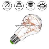 A60 별 LED 전구 전기 LED 전구