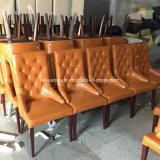 販売のための椅子を食事する中国の金属のホテルのレストラン