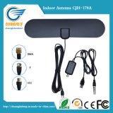 HDTV를 위한 실내 디지털 VHF UHF 매우 얇은 편평한 안테나
