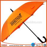 Pour la vente de faire connaître directement en usine parapluie orange