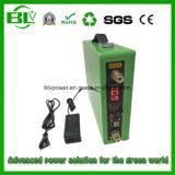 12V60ah ИБП литий всеобщей аккумулятор для портативного DVD Китай на складе 12V 720W 60AH Шэньчжэнь Китая запас питания 5V 12V выходы портативный ИБП для дома