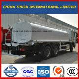 Camion dell'acqua dello spruzzo del camion di autocisterna dell'acqua di Sinotruk HOWO 6X4 20m3 da vendere