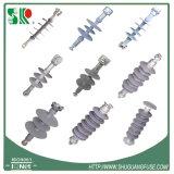 Polímero de alta tensão de borracha de silicone isolante eléctrico
