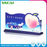 Tiendas de especialidades de seguridad de Stand de papel para rack de la pantalla de publicidad