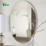 Los precios biselados aluminio claro del vidrio de hoja componen el espejo