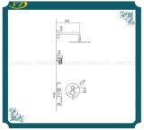Form-verborgener Messingbadezimmer-Dusche-Einhebelmischer