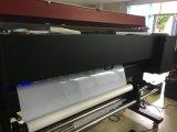 3.2m Xaar 1201 de UV Digitale Machine van de Druk