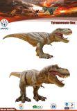 Kreatives Modell spielt Simulations-Dinosaurier-Kind-Spielzeug